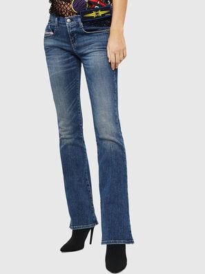 D-Ebbey 082AB, Bleu Foncé - Jeans