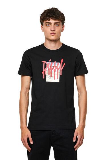 T-shirt avec logo à goutte
