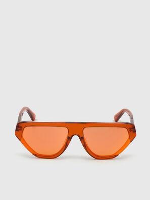 DL0322, Orange - Lunettes de soleil