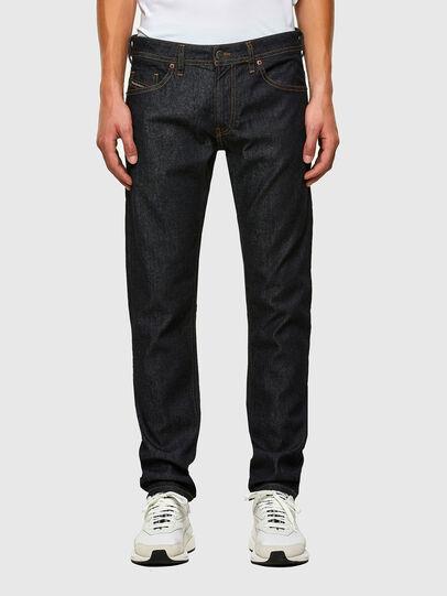 Diesel - Thommer 009HF, Bleu Foncé - Jeans - Image 1