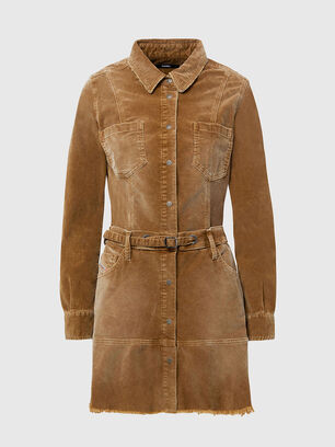 D-SHAY-A, Marron Clair - Robes