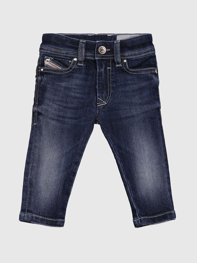 Diesel - SLEENKER-B-N, Jean Bleu - Jeans - Image 2