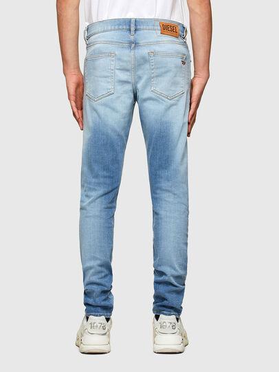 Diesel - D-Strukt 009NF, Bleu Clair - Jeans - Image 2