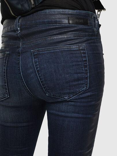 Diesel - D-Ollies JoggJeans 069JY, Bleu Foncé - Jeans - Image 5