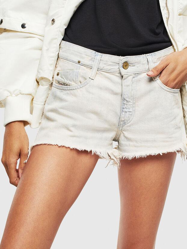 DE-RIF, Bleu Clair - Shorts