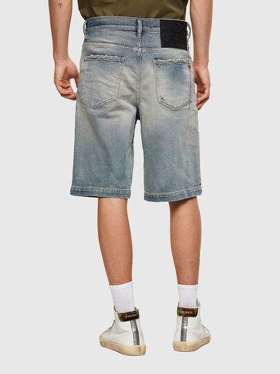 Diesel - D-MACS-SHORT, Bleu Clair - Shorts - Image 2