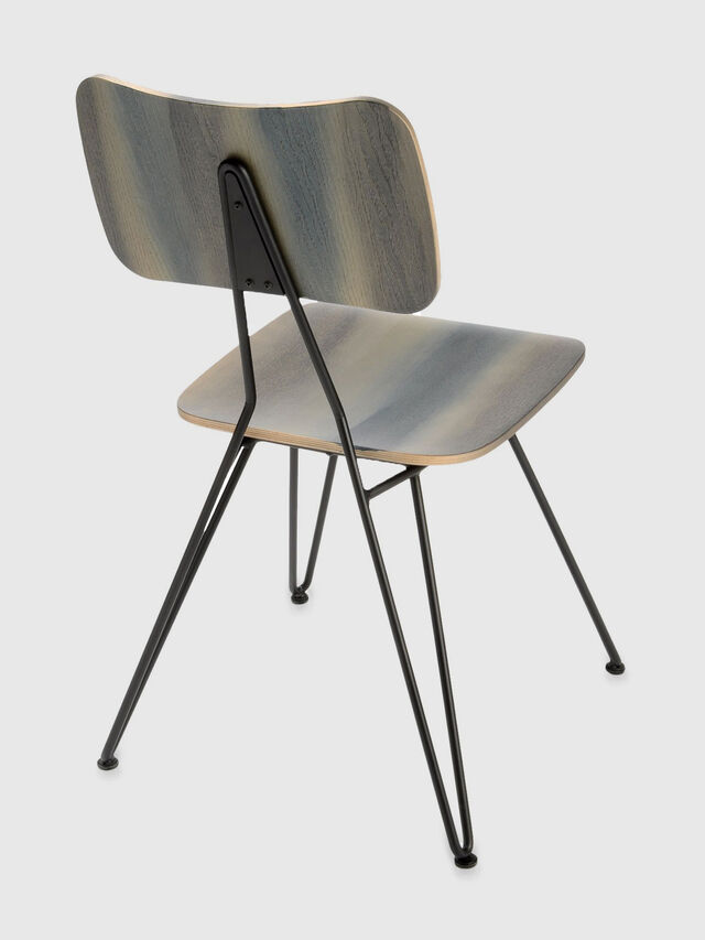 Diesel - DL0F01 OVERDYED, Gris - Chaises - Image 2