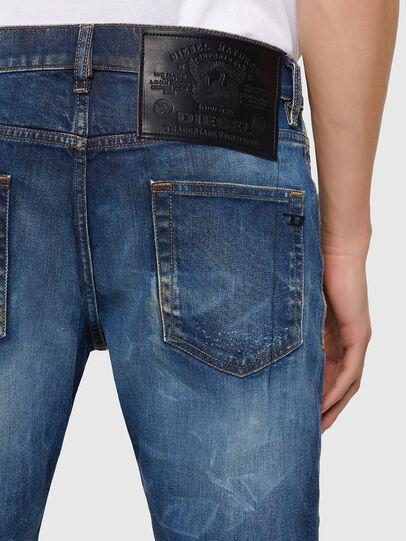 Diesel - D-Strukt 009NT, Bleu moyen - Jeans - Image 4