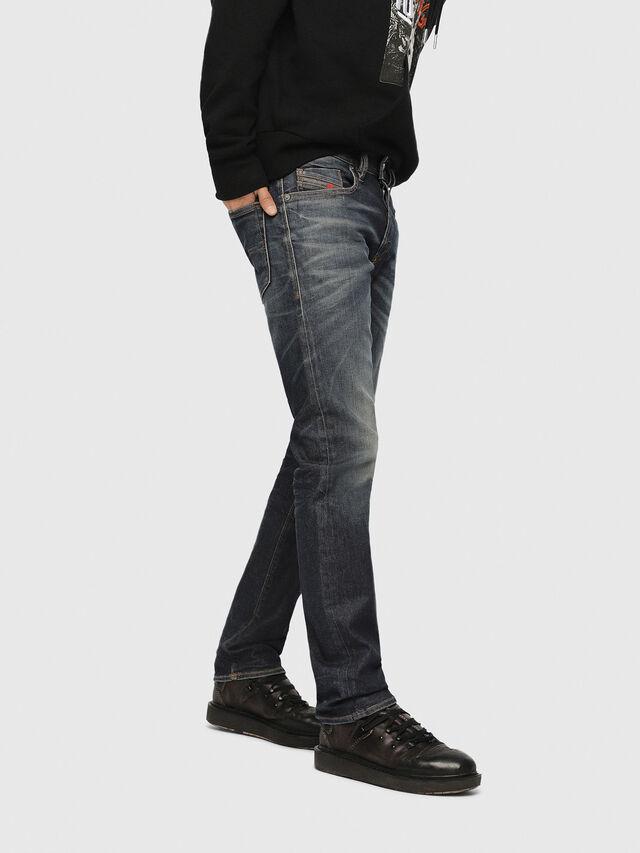 Diesel - Buster 084ZU, Bleu Foncé - Jeans - Image 3
