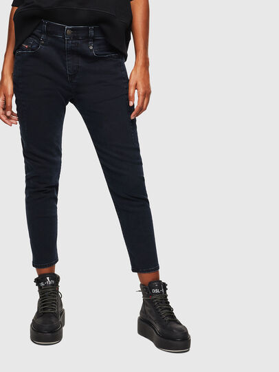 Diesel - Fayza 069GL, Bleu Foncé - Jeans - Image 1