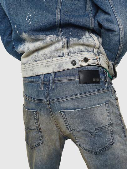 Diesel - Tepphar 084AQ, Bleu Clair - Jeans - Image 4
