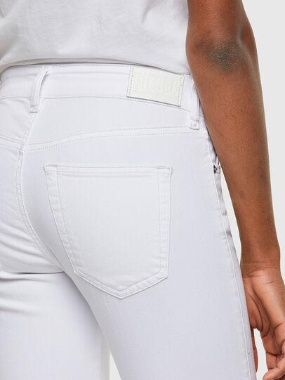 Diesel - Slandy 086AC, Blanc - Jeans - Image 4