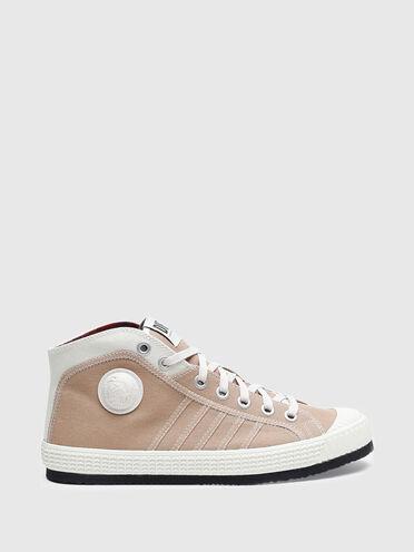 Sneakers montantes en toile