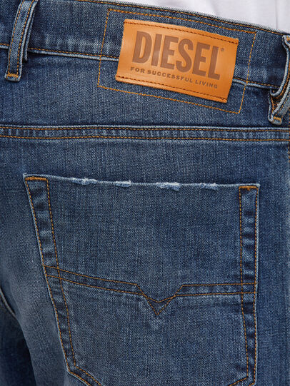 Diesel - Tepphar 009IX, Bleu Foncé - Jeans - Image 4