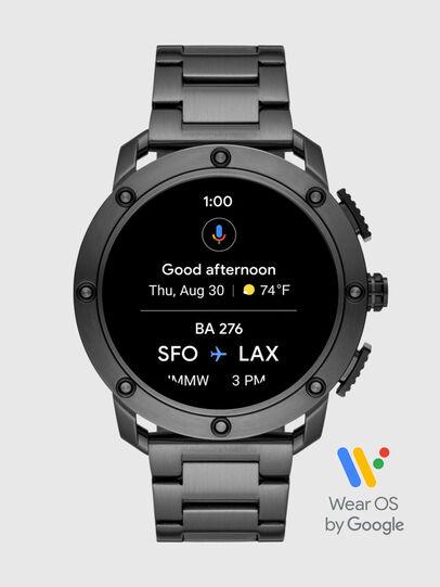 Diesel - DT2017, Gris foncé - Smartwatches - Image 6