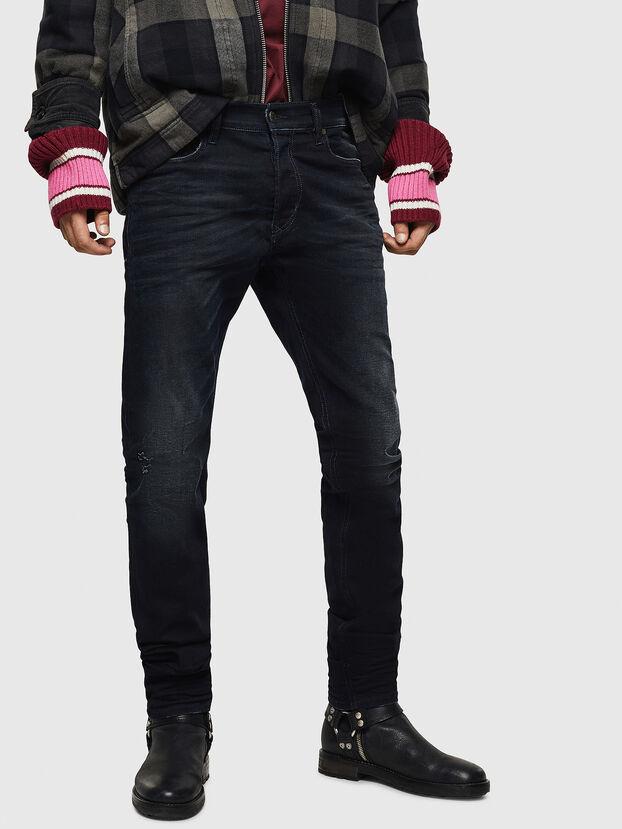 Tepphar 0679R, Noir/Gris foncé - Jeans