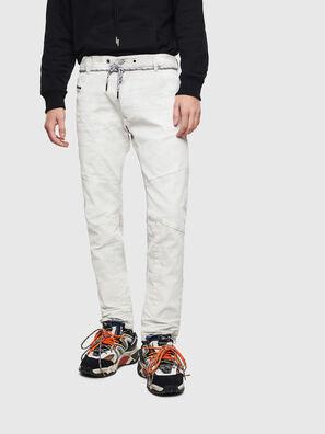 D-Luhic JoggJeans 069LZ, Blanc - Jeans