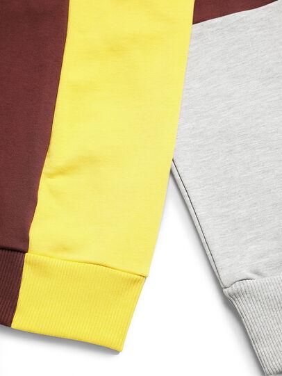Diesel - D-TAGLIA&CUCI, Multicolore - Pull Cotton - Image 6