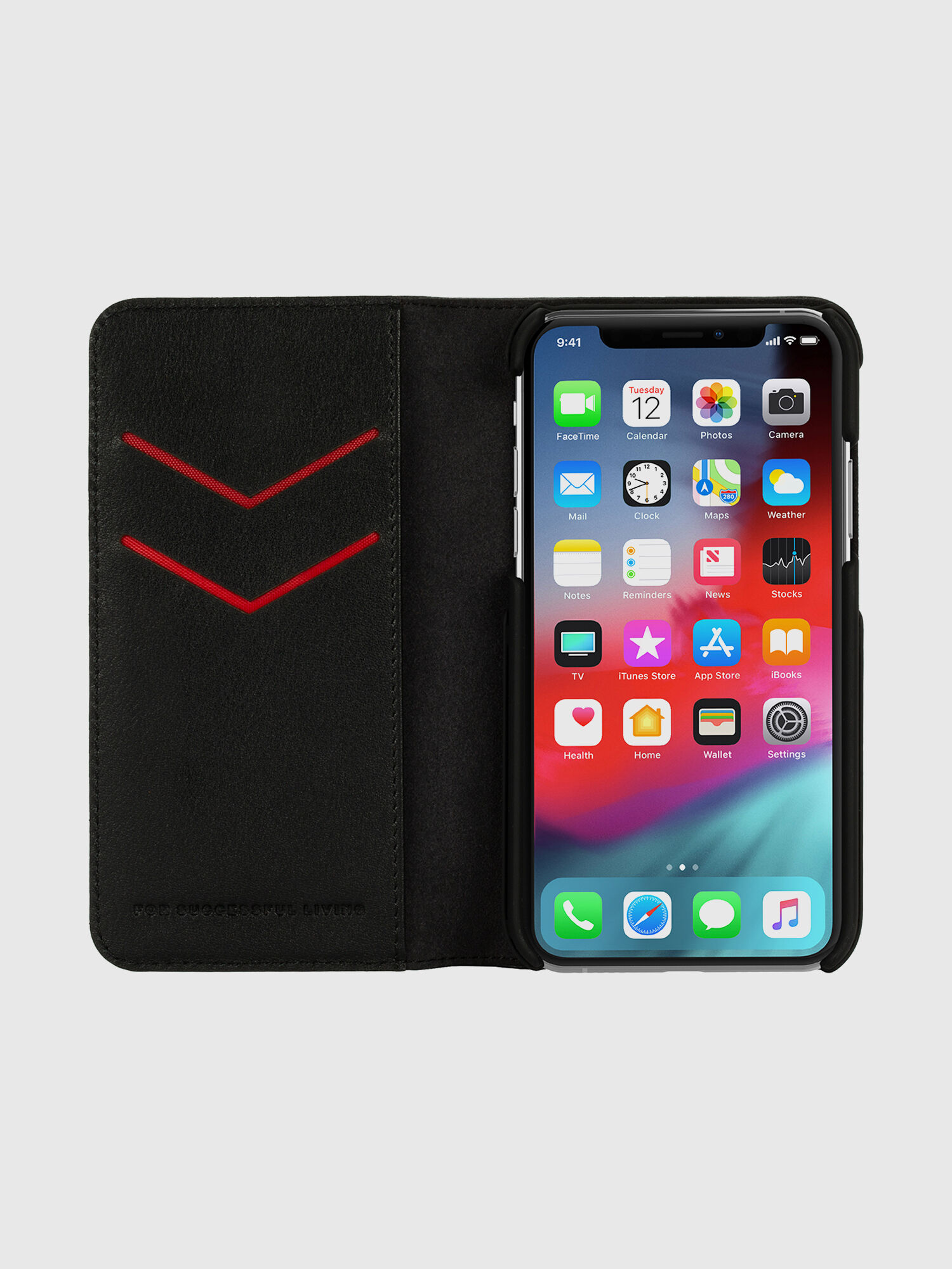 coque iphone xs folio