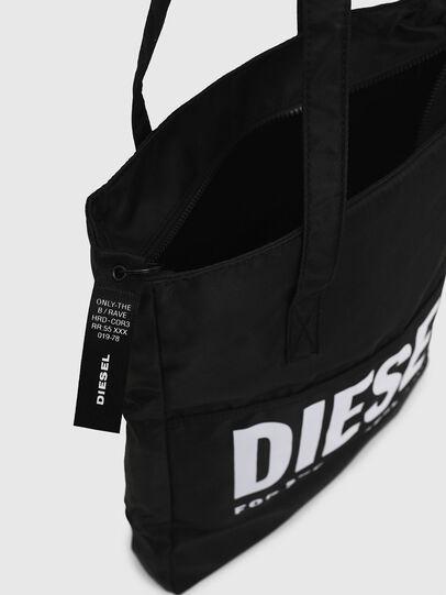 Diesel - BBAG-TOTE, Noir - Accesorios de playa - Image 6
