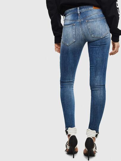 Diesel - Slandy 009CJ, Bleu moyen - Jeans - Image 2
