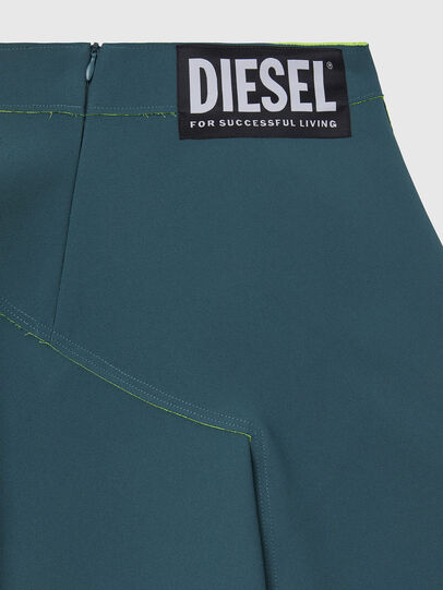 Diesel - S-SPRING, Vert d'Eau - Shorts - Image 4