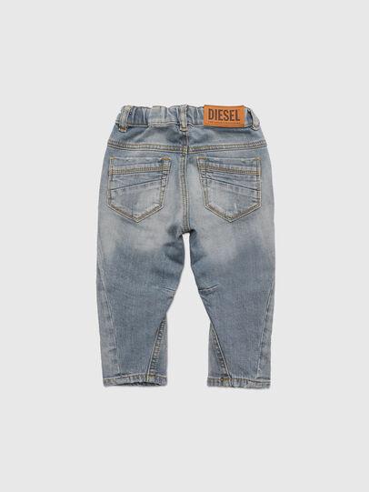 Diesel - FAYZA-NE B-N, Bleu Clair - Jeans - Image 2