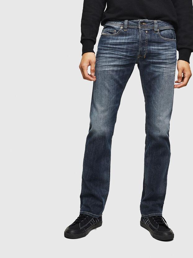 Safado 0885K, Bleu Foncé - Jeans