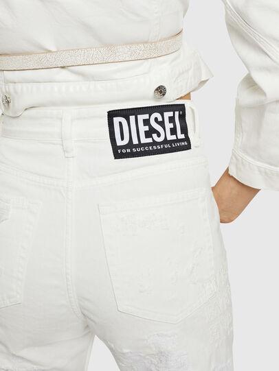 Diesel - D-Eiselle 069IJ, Blanc - Jeans - Image 5