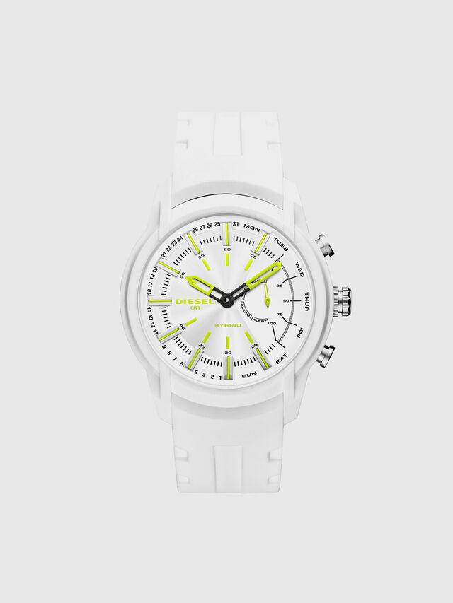 Diesel - DT1015, Blanc - Smartwatches - Image 2
