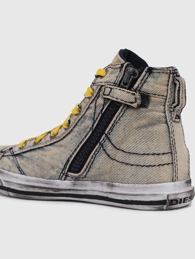 Diesel - SN MID 20 EXPOSURE Y, Jean Gris - Footwear - Image 4
