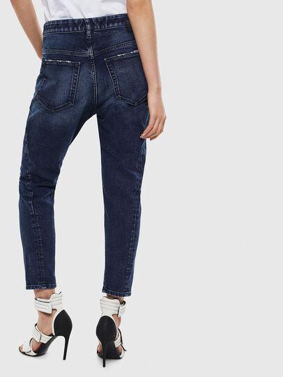 Diesel - Fayza 009BY, Bleu Foncé - Jeans - Image 2