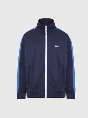 S-KRAIM, Bleu - Pull Cotton