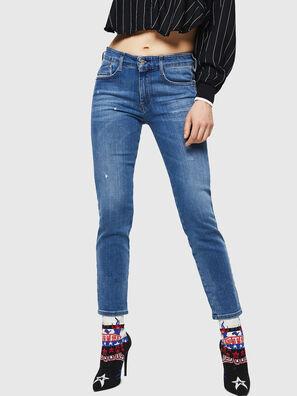 D-Rifty 083AX, Bleu Clair - Jeans