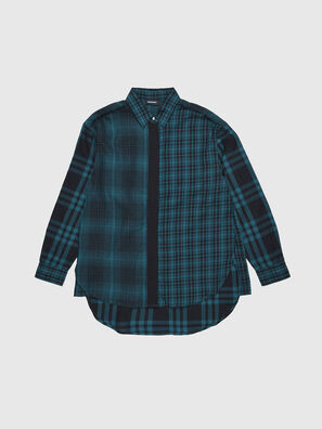 CGARZ, Bleu/Noir - Chemises