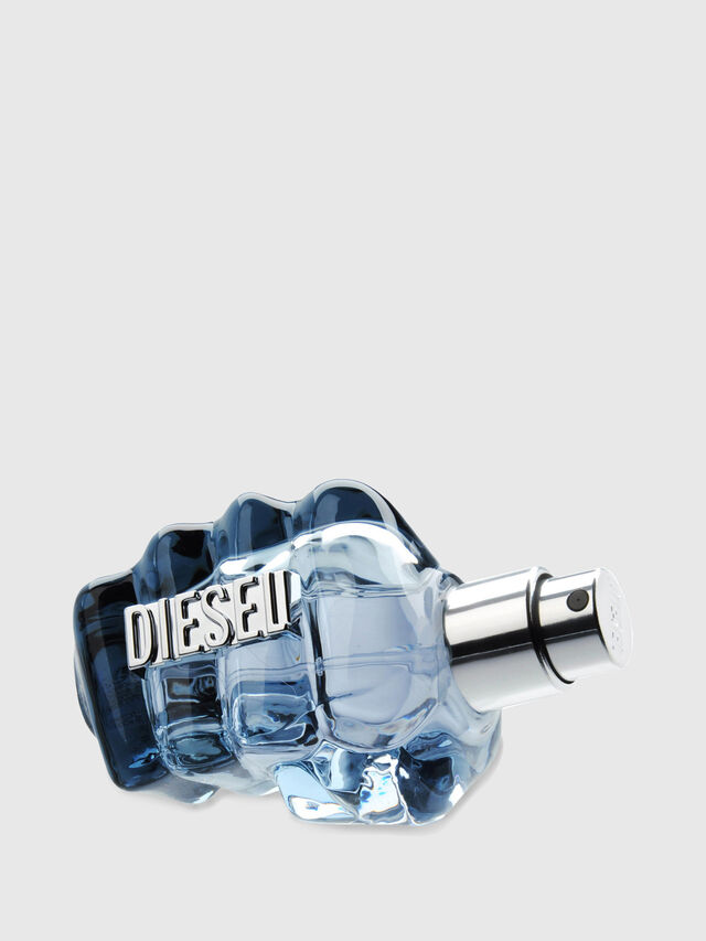 Diesel - ONLY THE BRAVE 75ML , Bleu Clair - Only The Brave - Image 3