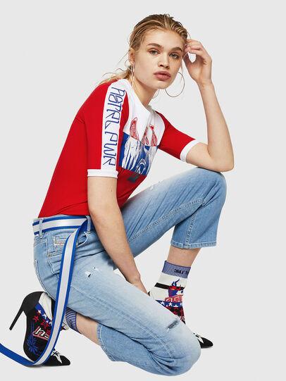Diesel - Aryel 0890D, Bleu Clair - Jeans - Image 4