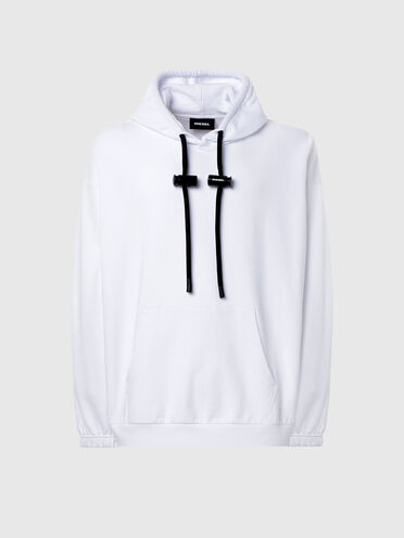 Sweat-shirt à capuche en coton biologique