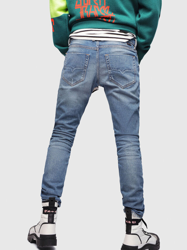 Diesel - Tepphar 089AW, Bleu moyen - Jeans - Image 2