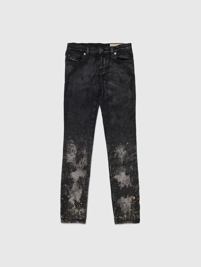 Diesel - SKINZEE-LOW-J JOGGJEANS-N, Noir/Gris foncé - Jeans - Image 1