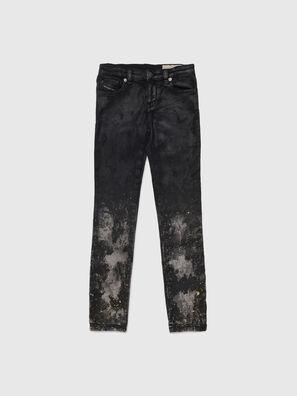SKINZEE-LOW-J JOGGJEANS-N, Noir/Gris foncé - Jeans