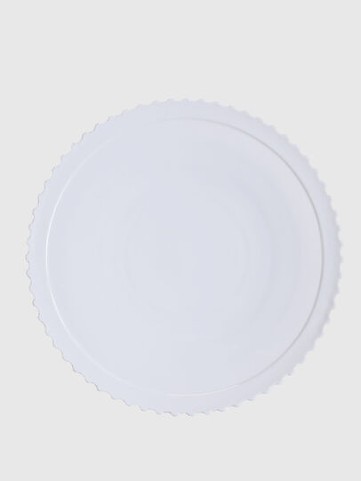 Diesel - 10991 MACHINE COLLEC, Blanc - Assiettes - Image 1