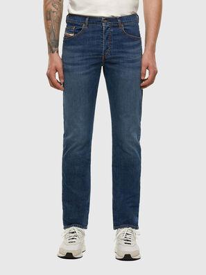 D-Mihtry 009DG, Bleu moyen - Jeans