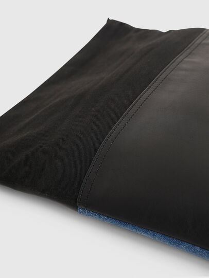 Diesel - NOALE, Noir/Bleu - Sacs pochette - Image 4