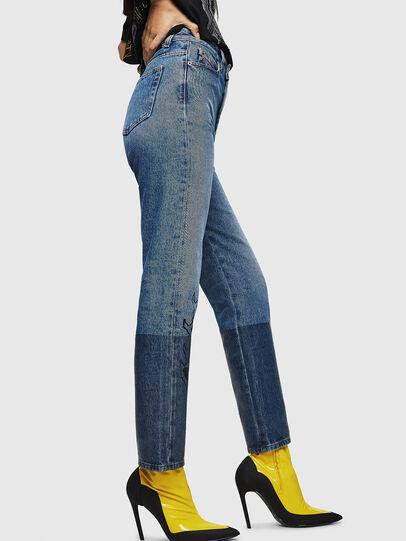 Diesel - D-Eiselle 0078T, Bleu Clair - Jeans - Image 7
