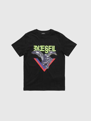TDIEGOA4, Noir - T-shirts et Hauts