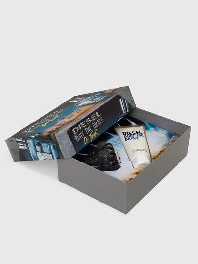 Diesel - ONLY THE BRAVE 50 ML GIFT SET, Azur - Only The Brave - Image 2
