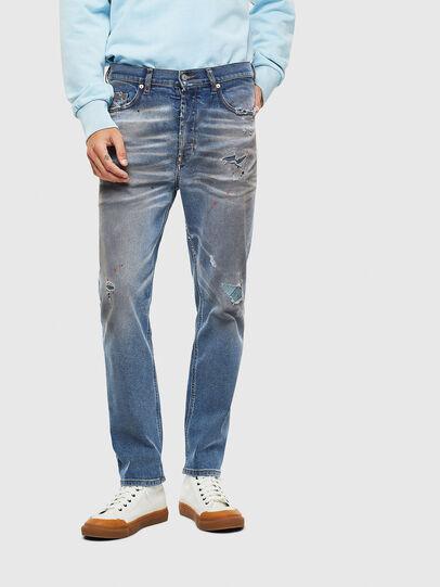 Diesel - D-Eetar 009BN, Bleu moyen - Jeans - Image 1