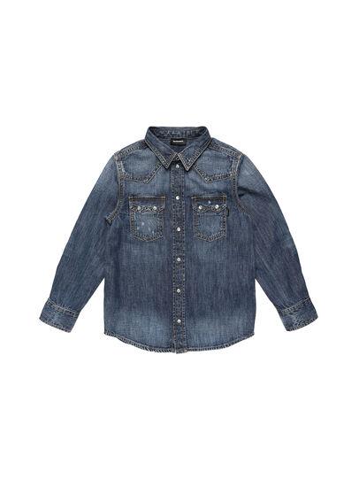 Diesel - CLEO, Bleu moyen - Chemises - Image 1