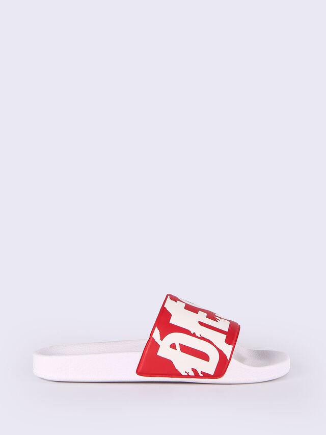 SA-MARAL, Rouge/Blanc